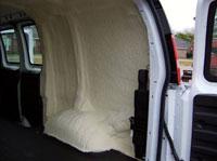 Газель утепление фургона своими руками 31